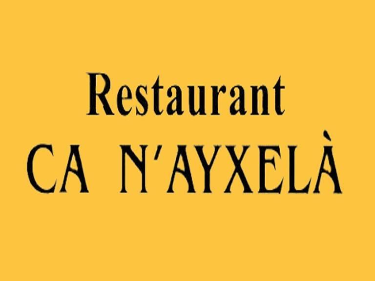 Restaurant Ca N'Ayxelà
