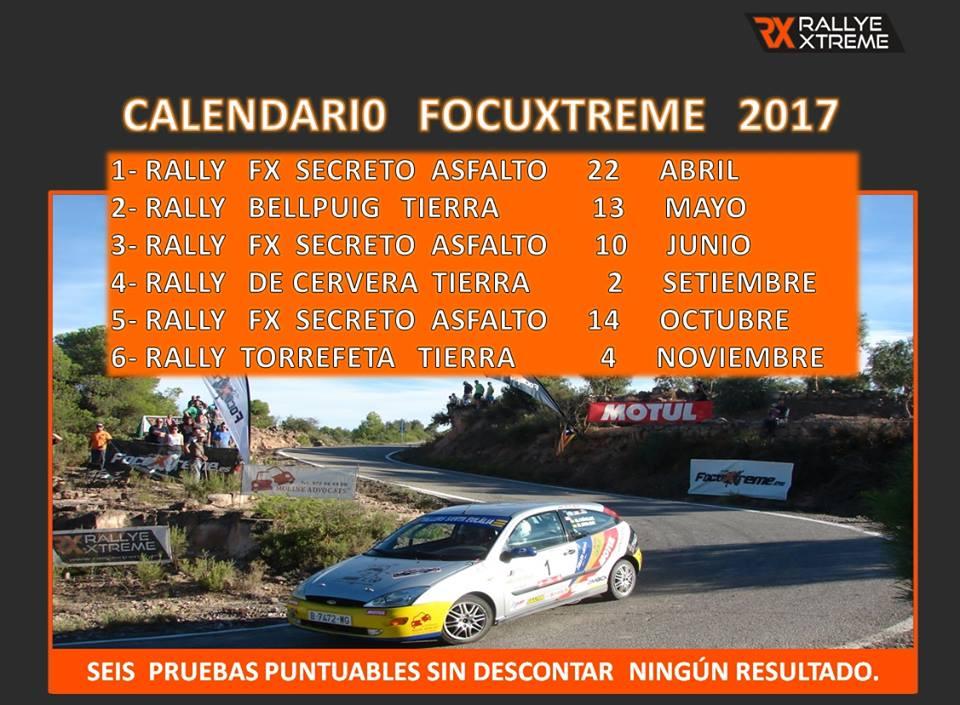 Calendari FX2017